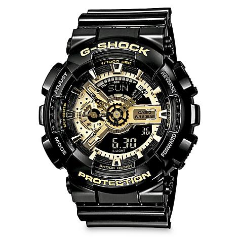 4e54791ec9cb Reloj Caballero Casio G-Shock GA-110GB-1A - Falabella.com