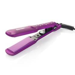 SIEGEN - Alisadora Nano Silver Purple SG-3540 Placas de Cerámica