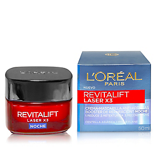 Tratamiento Revital Laser X3 Night 50 ml