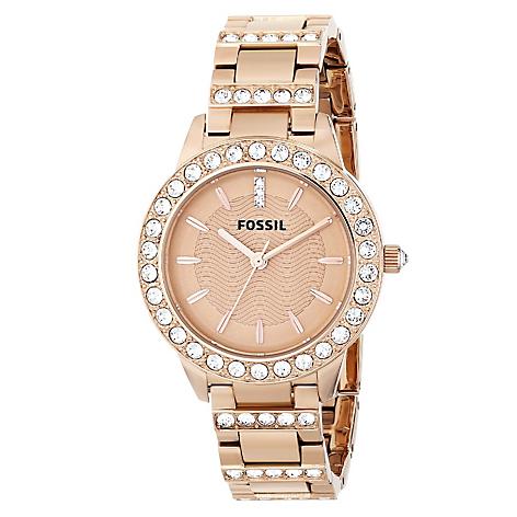 15b4210d0b17 Reloj Fossil Mujer de Acero Inoxidable - Falabella.com