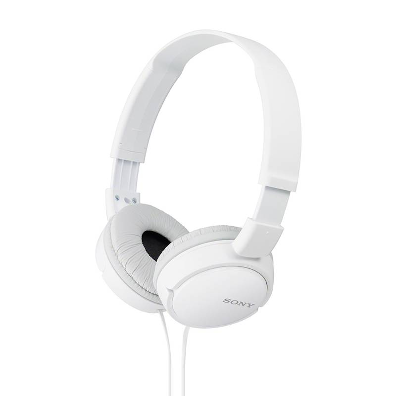 SONY - Audífonos Over Ear MDR ZX110 Blanco