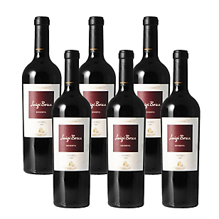Vino Reserva Malbec Pack x6 Botellas 750 ml