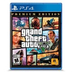 3RAS PARTES - Videojuego Grand Theft Auto V