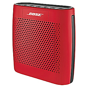 Parlante Soundlink Color Bt Rojo