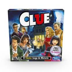 HASBRO GAMES - Juego Mesa Clue Clásico Edición 2013
