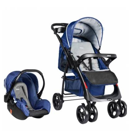 63a58bbae INFANTI. Coche Travel System Andes
