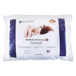 NATIONAL ALLERGY - Almohada Anti Ácaros STD