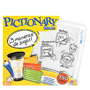 Games Pictionary Encuadre