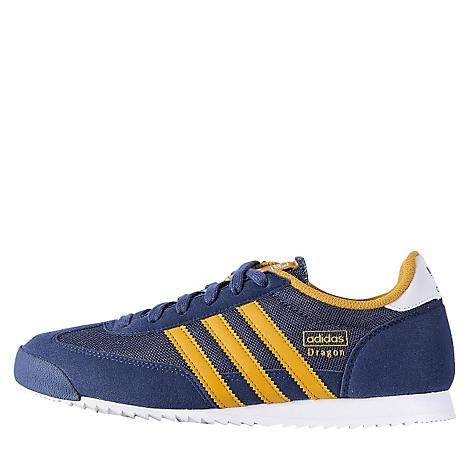 Zapatillas Zapatillas Niños Adidas Azules Niños Dragon Adidas HWD2YE9I