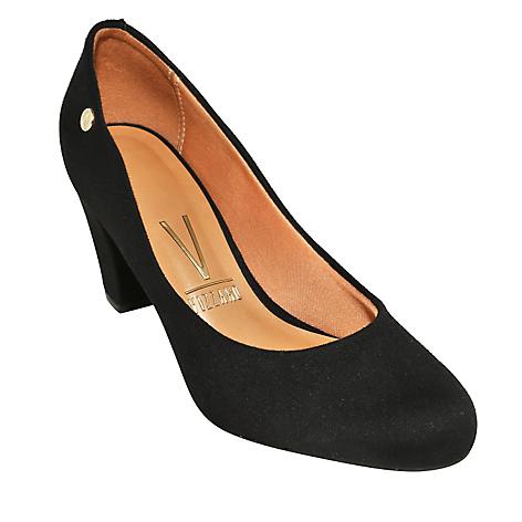 Zapatos de Vestir Mujer Vizzano Gamuza Negro - Falabella.com 7675ee20bc7c