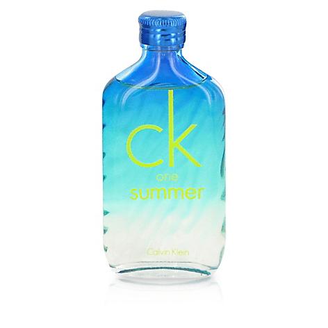 Edt Calvin 100 Ml Klein Ck Summer One H9EYW2ID