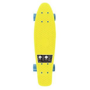Patineta Penny Skateboards Fluorescent Yellow 22