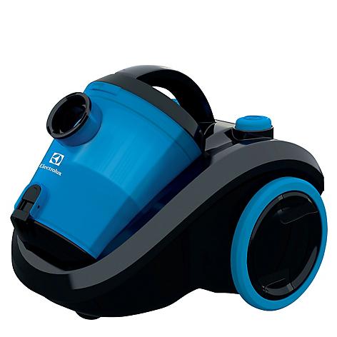 Aspiradora smart electrolux con filtro hepa 1200 w azul for Aspiradora con filtro hepa