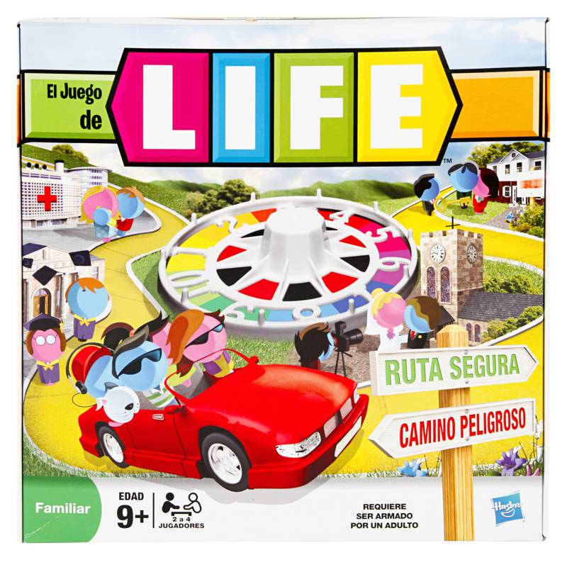 HASBRO GAMES - Life 1 Series