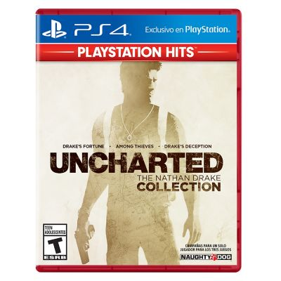 Videojuego para PS4 Uncharted: The Nathan Drake Collection