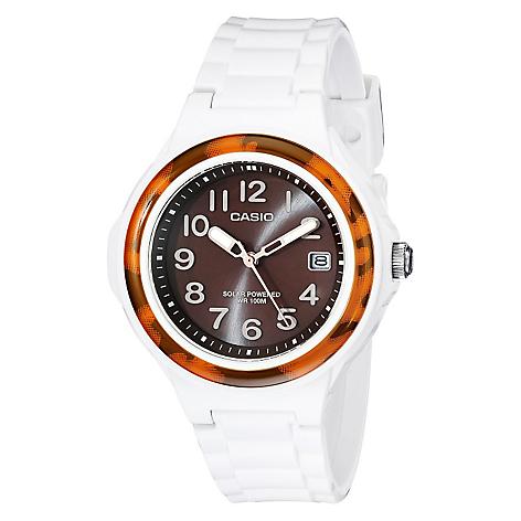 d8d0afdf288c Reloj de Resina Mujer Energía Solar LX-S700H-5B Casio - Falabella.com