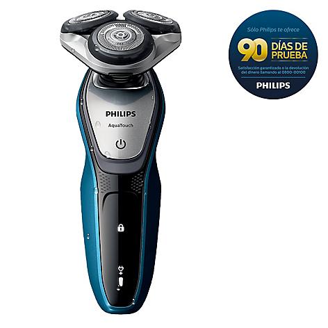 Afeitadora Philips eléctrica S5420 3D AquaTouch - Falabella.com 3a4057076302