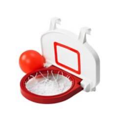 AMERICAN PLASTIC TOYS - Set De Basket Para Pared