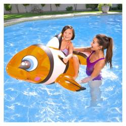 BESTWAY - Flotador Pez Payaso Inflable