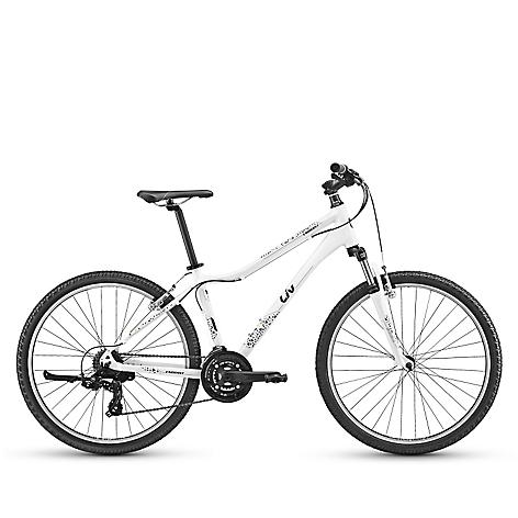 Bicicleta De Mujer Enchant 2 Aro 26 S Blanco