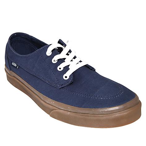 zapatillas vans hombre azul
