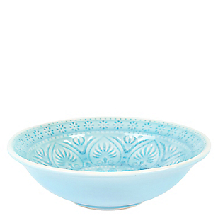 Bowl Mini Crackelado Gipsy Turquesa