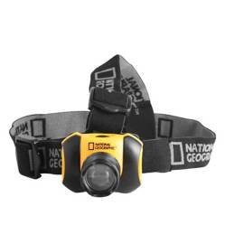 NATIONAL GEOGRAPHIC - Linterna Frontal Power LED