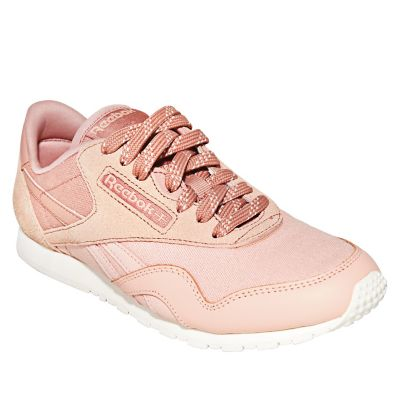 reebok mujer rosa palo