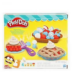 PLAY DOH - Set de Plastilina Pasteles Divertidos