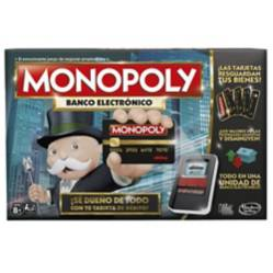 HASBRO GAMES - Monopolio Ultimate Banking