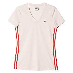 Polo Mujer Running ESS MID 3S Tee