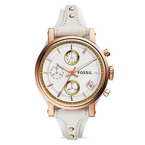 b131459f2838 Reloj Fossil Cuero Mujer ES3947 - Falabella.com