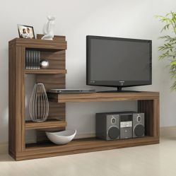 Muebles para tv for Mesa para tv de 50 pulgadas