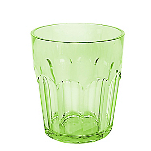 Vaso bajo  Happy Hour Verde
