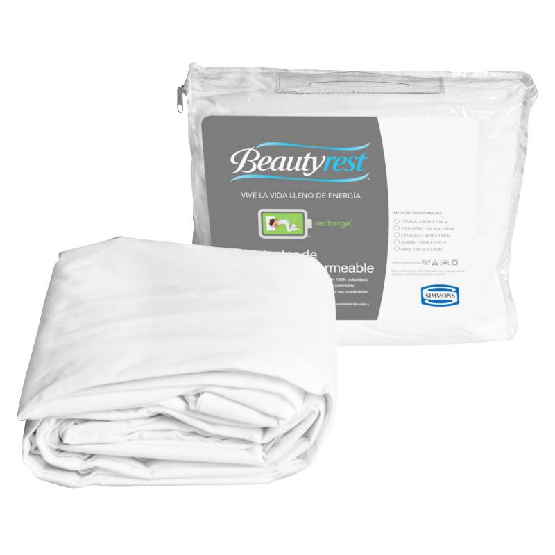 BEAUTYREST SIMMONS - Protector Amoldable