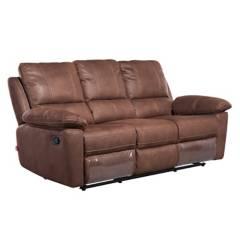 ROSEN - Sofa Reclinable Bruno 3 Cuerpos