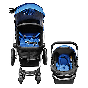 Coche Travel System Positive Limited Edition