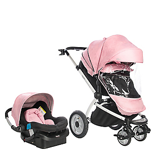 Coche Travel System Peace Limited Edition