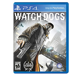 Videojuego para PS4 Watch Dogs