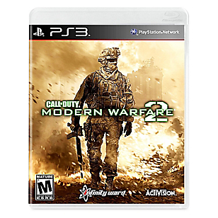 Call of Duty: Modern Warfare 2 para PS3