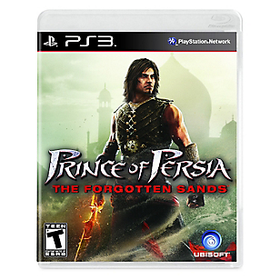 Videojuego Prince of Persia Forgotten Sands para PS3