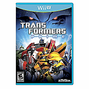 Transformers Prime: The Game para WII U