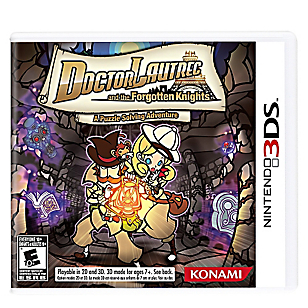 Doctor Lautrec and The Forgotten Knights para Nintendo 3DS