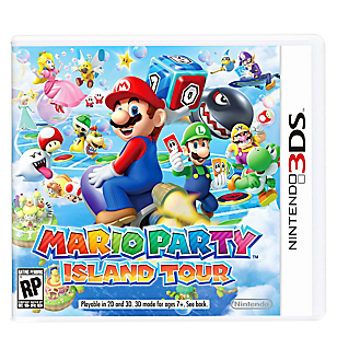 Mario Party: Island Tour para Nintendo 3DS