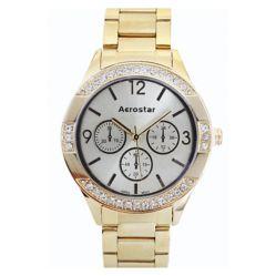 img. 50%. AEROSTAR. Reloj Mujer Metal Dorado 1969da9b6ad8