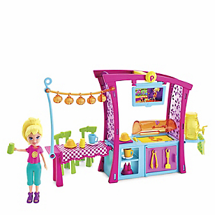 Playset Parrillada Divertida