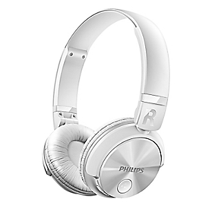 Audífono Bluetooth Blanco
