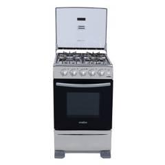 MABE - Cocina 4 Hornillas EMP5120GP0 Grafito