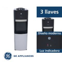 G. ELECTRIC - Dispensador de Agua GXCF05PFS2 Silver
