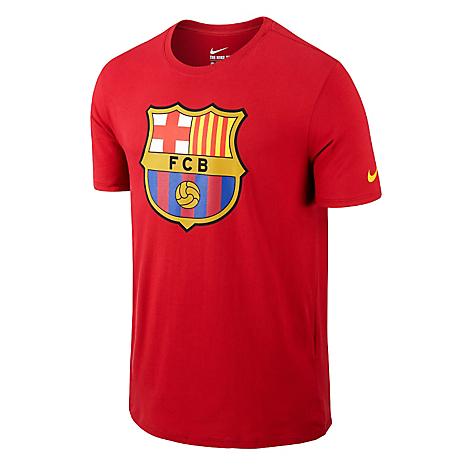 Camiseta Nike FCB Barcelona Core Crest - Falabella.com 074900d350dd2